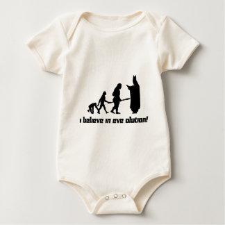 I believe in Eve olution! Baby Bodysuit