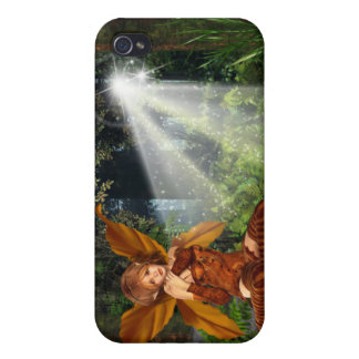 I believe in Faeries Covers For iPhone 4