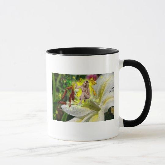 I believe in faeries mug