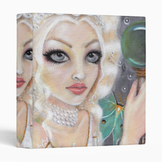 I believe in faeries - the White Witch 3 Ring Binders