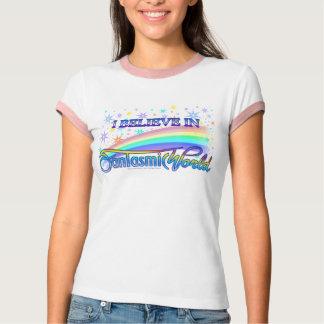 I Believe in FantasmicWorld (Rainbow) Tee Shirt