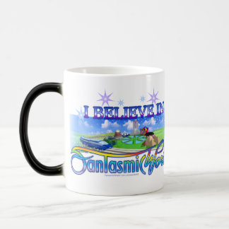 I Believe in FantasmicWorld Theme Park Mug