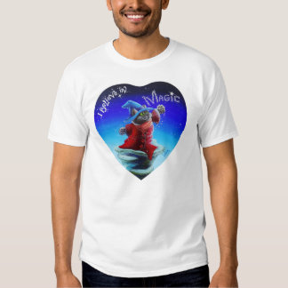 I believe in FFRC Magic (white only) T Shirt