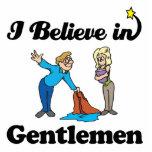 i believe in gentlemen photo cutout