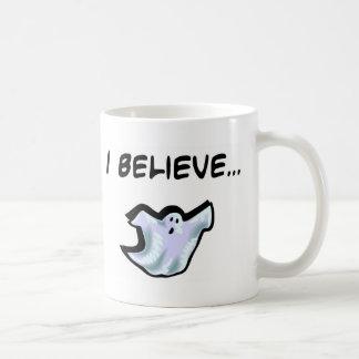 I Believe in Ghosts Coffee Mug