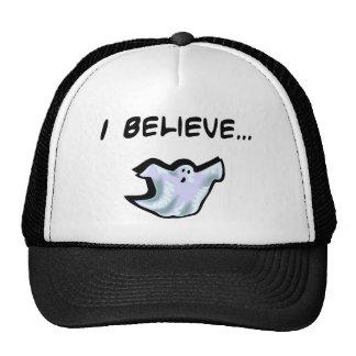 I Believe in Ghosts Trucker Hat