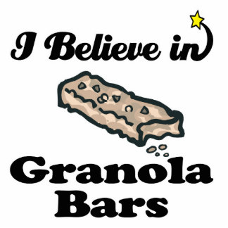 i believe in granola bars cut out
