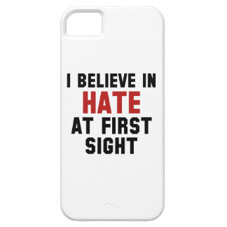 I Believe In Hate At First Sight iPhone SE/5/5s Case