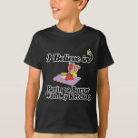 i believe in having burger with my ketchup T-Shirt
