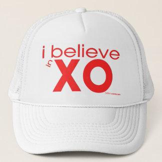 I believe in Hugs & Kisses Trucker Hat