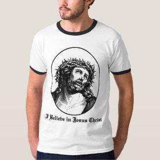 I Believe in Jesus Christ Custom T-Shirt
