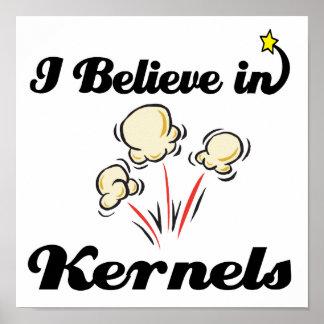 i believe in kernels posters