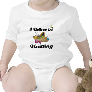 i believe in knitting shirts