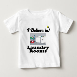 i believe in laundry rooms tshirts
