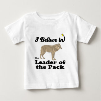 i believe in leader of the pack shirt