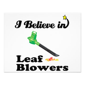 i believe in leaf blowers invites