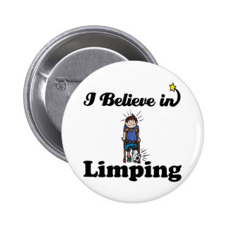 i believe in limping button