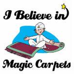 i believe in magic carpets cut out