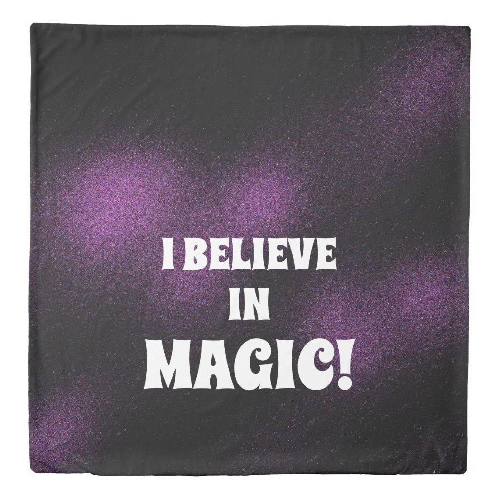 Dark Purple Design Duvet Cover