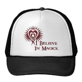 I Believe in Magick Trucker Hat