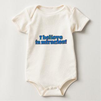 I Believe in Miracles! Baby Bodysuit