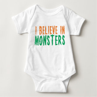 I Believe in Monsters Shirt