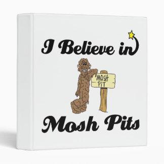 i believe in mosh pits 3 ring binder