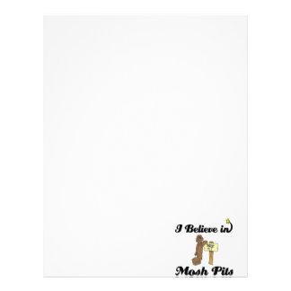 i believe in mosh pits letterhead