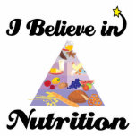 i believe in nutrition photo cutouts