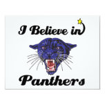 i believe in panthers announcement