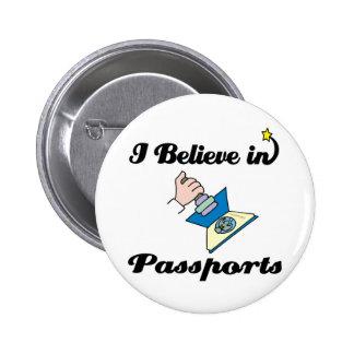 i believe in passports button