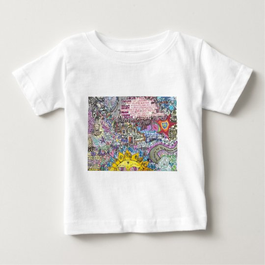 I Believe in PInk Baby T-Shirt