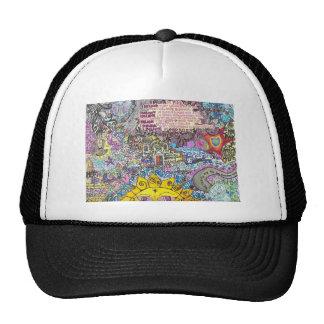 I Believe in PInk Mesh Hat