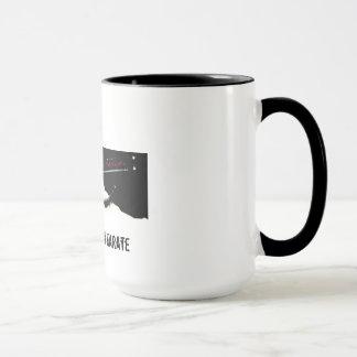I Believe in Real Karate Mug