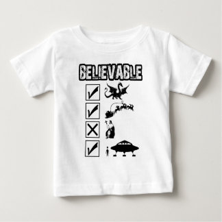 I believe in Santa Baby T-Shirt