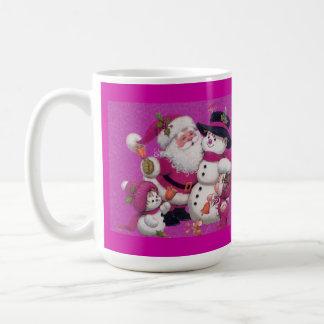 I Believe In Santa Coffee Mug