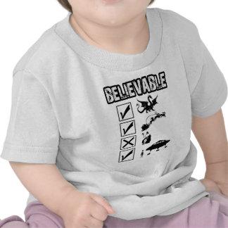 I believe in Santa T-shirts