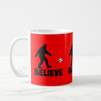 I believe in Sasquatch Basic White Mug