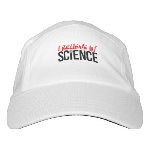 920cad3d1d0 I BELIEVE IN SCIENCE - - Pro-Science - Hat