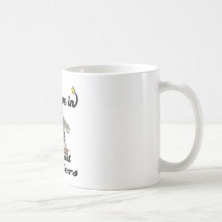 i believe in scout leaders classic white coffee mug
