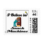 i believe in snack machines postage