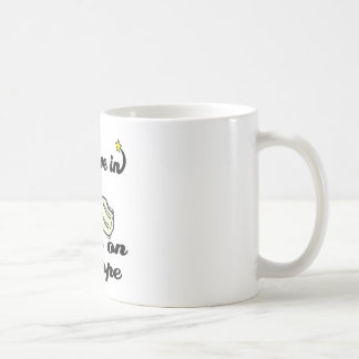 i believe in soap on a rope mugs