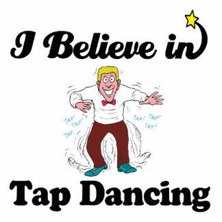 i believe in tap dancing photo sculptures