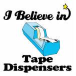 i believe in tape dispensers photo cutouts