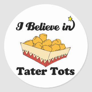 We Tater YOUR Tots!!!!!