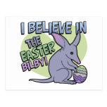 I Believe in the Easter Bilby Postcard
