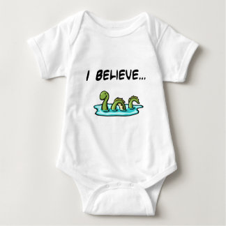 I Believe in the Loch Ness Monster T Shirts