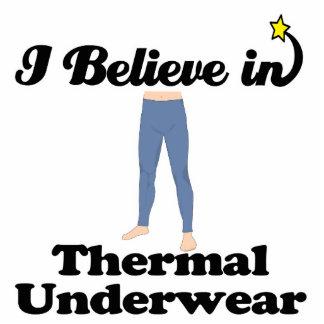 i believe in thermal underwear cutout