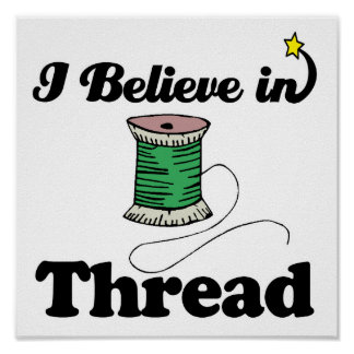 i believe in thread posters