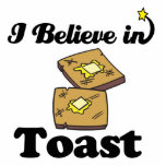 i believe in toast photo cut outs